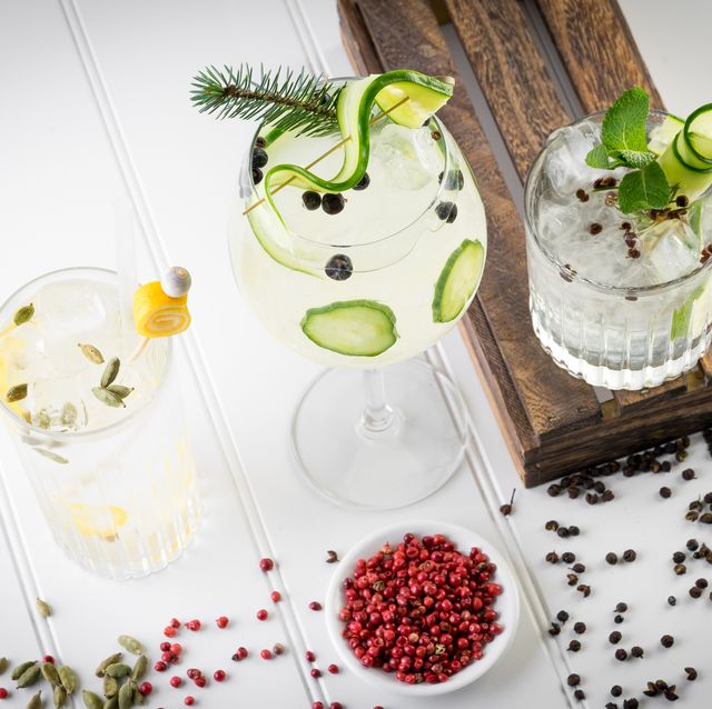 affordable gin