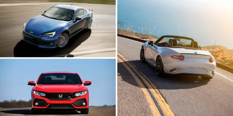 The Best Affordable Sports Cars