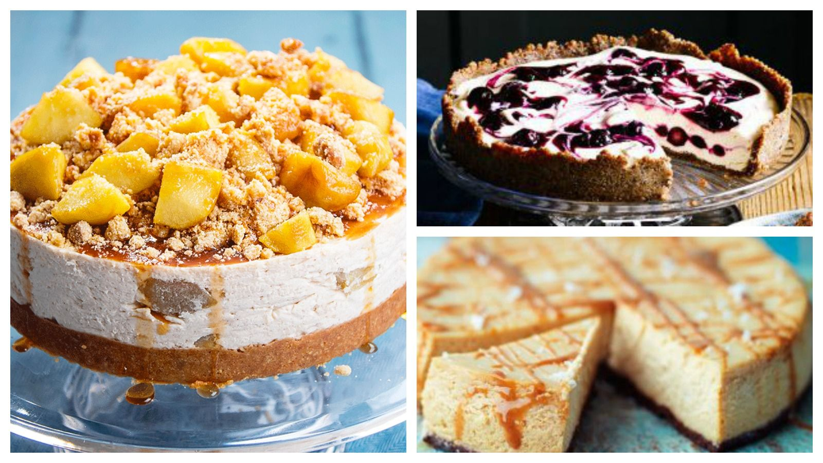 36 Easy Cheesecake Recipes How To Make A Simple Cheesecake