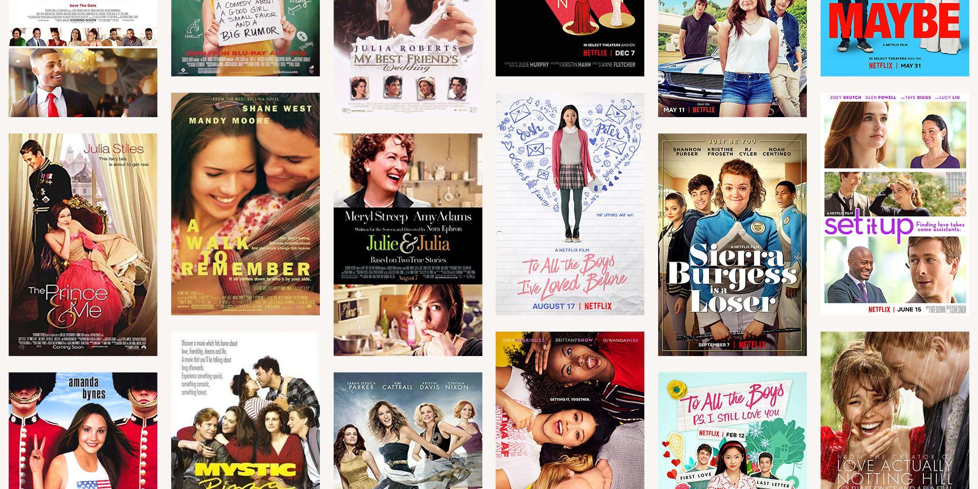 20 Best Chick Flicks On Netflix To Stream This Month