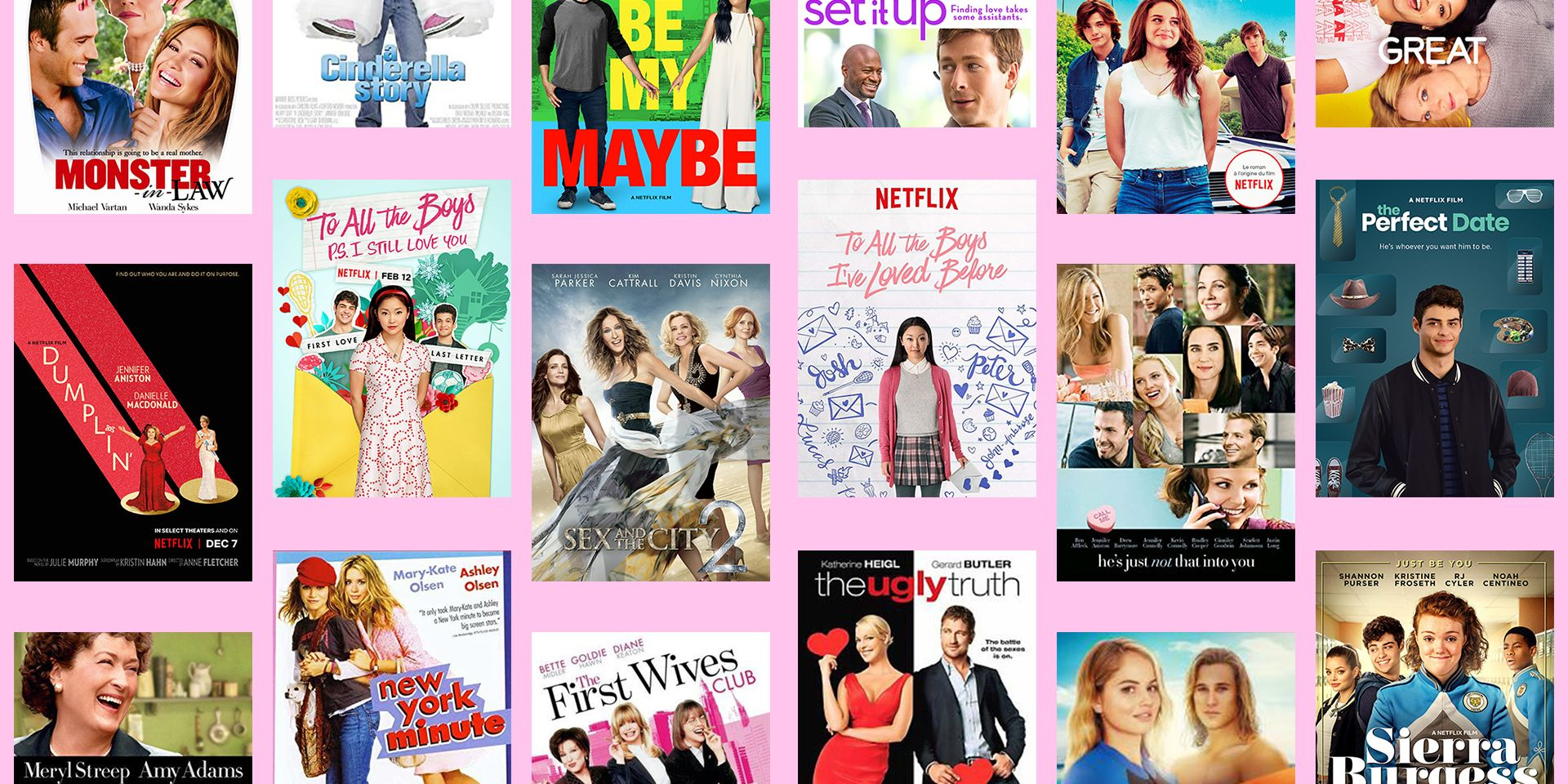 20 Best Chick Flicks On Netflix To Stream This Month