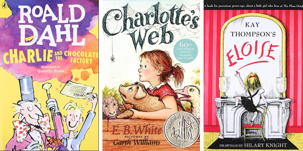 40 Best Children S Books For Your Family Library Kids Books For
