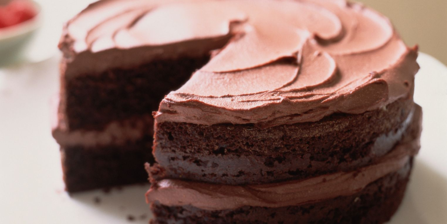 Mary Berry Very Best Chocolate Cake Dessert Recipes