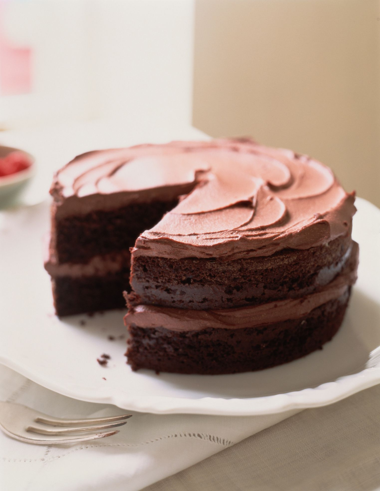 How to make chocolate butter icing mary berry