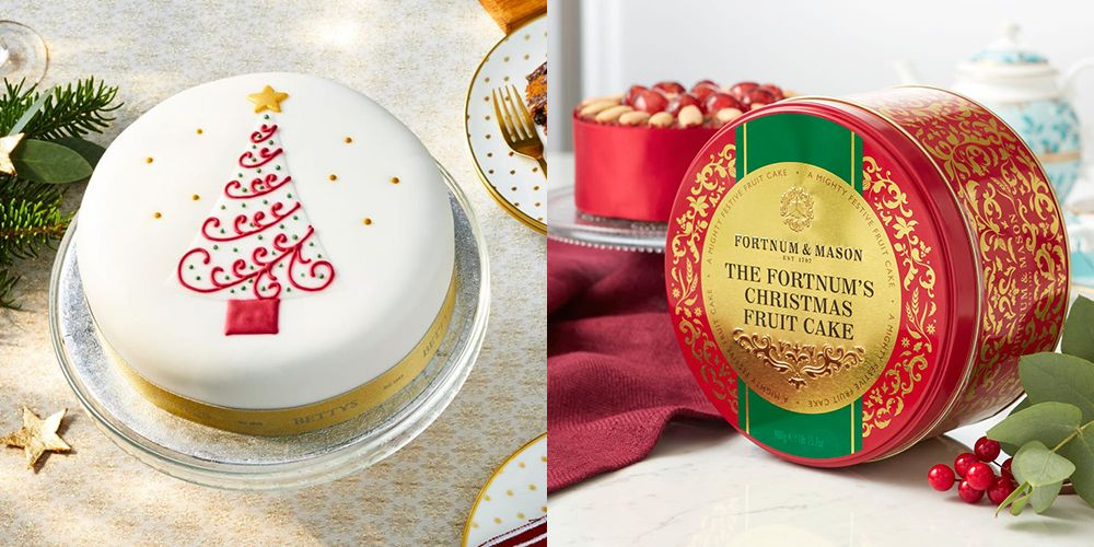 Best Christmas Cakes 2021: The Best Supermarket Christmas Cakes