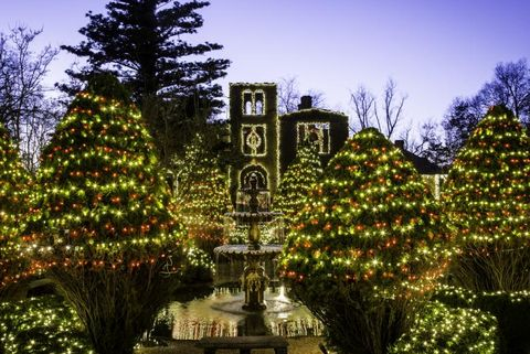 best christmas light displays barns ley georgia