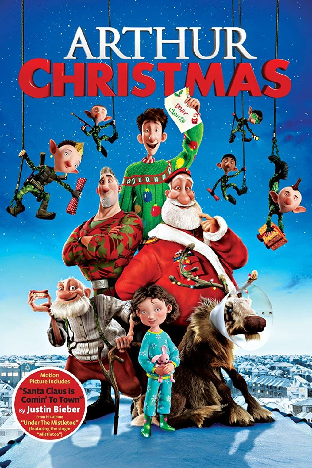 Arthur Christmas Characters.55 Best Christmas Movies Of All Time Classic Holiday Films