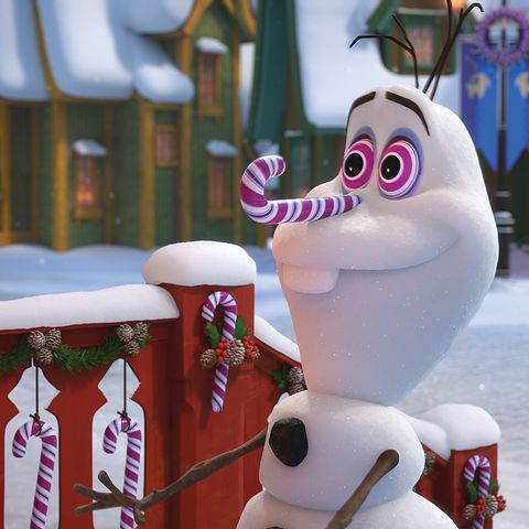 Best Christmas Movies for Kids - Olaf's Frozen Adventure