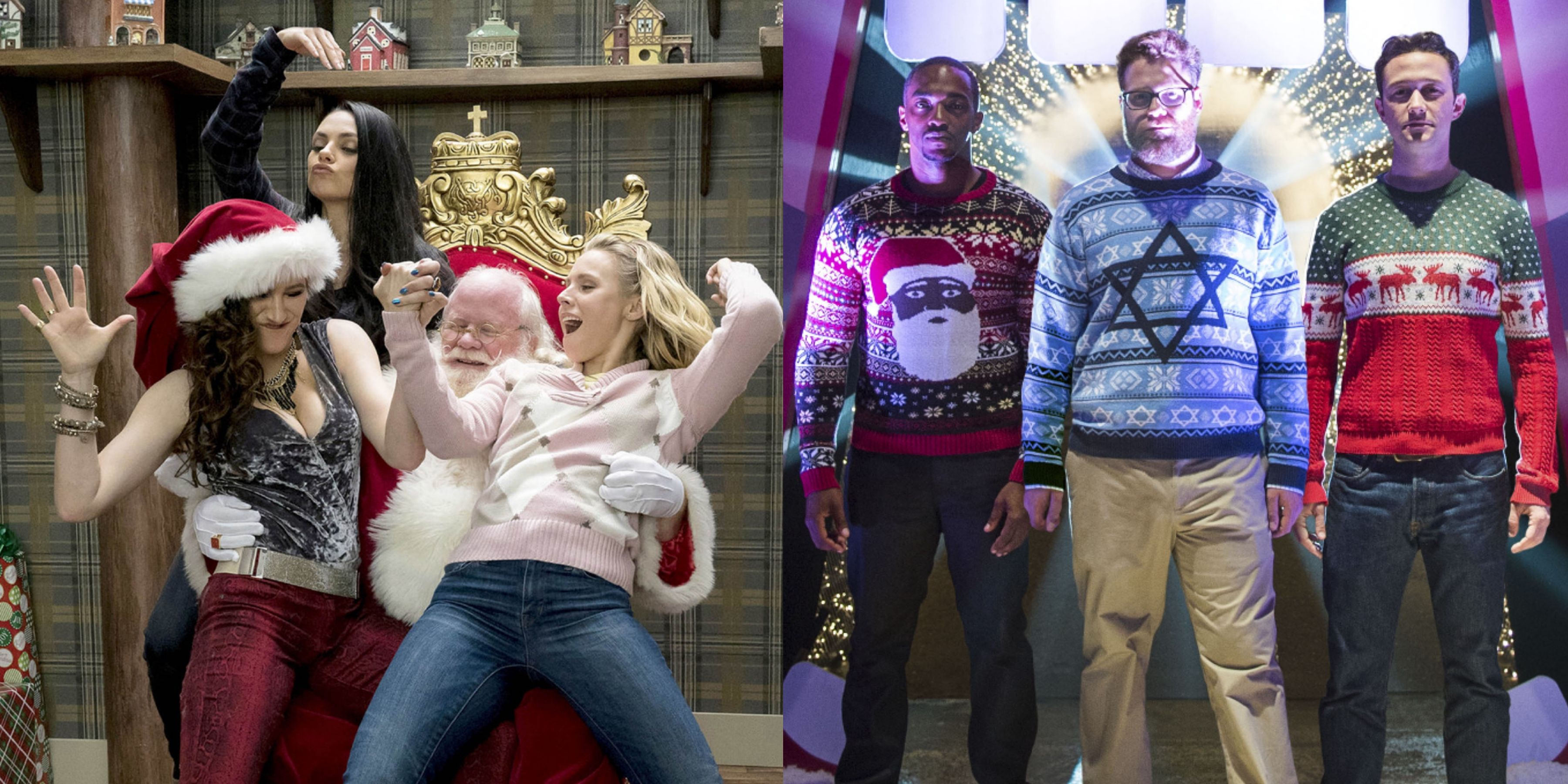 Hulu Has a Full List of Perfectly Comforting, Sometimes Bonkers Christmas Movies