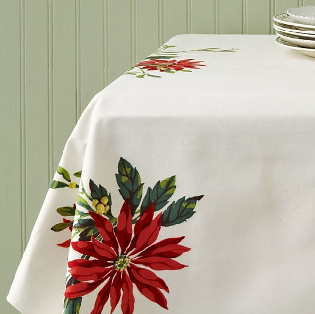 Christmas Tablecloths.15 Best Christmas Tablecloths And Linens Vintage Christmas