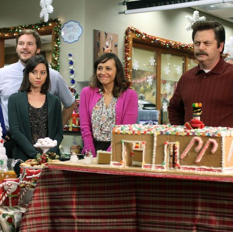best christmas-themed tv shows, episodes - parks and recreation