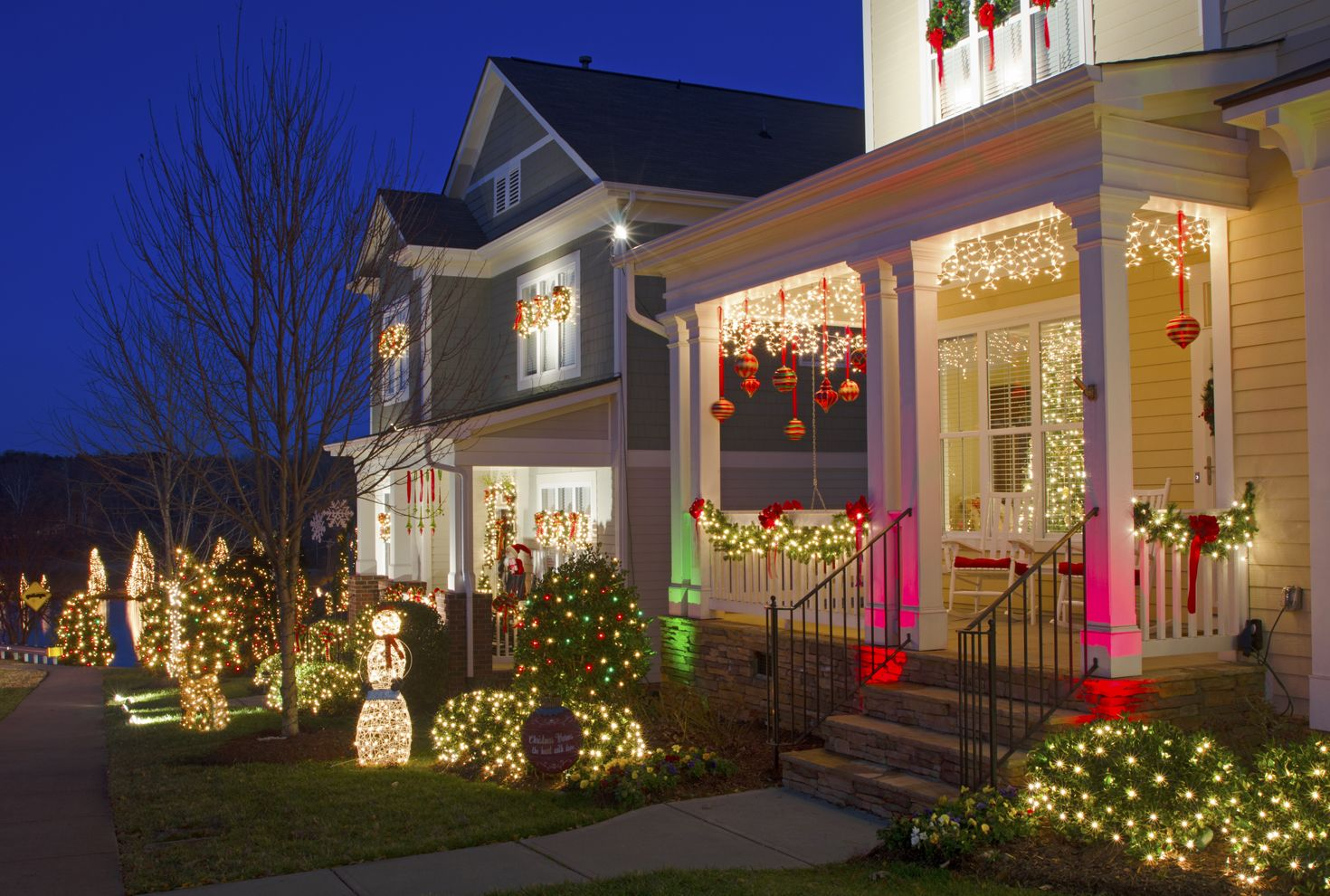 30 best christmas towns in usa best christmas towns in america - Best Places To Spend Christmas In Usa