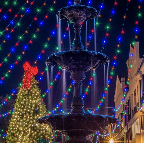 best christmas towns natchitoches louisiana