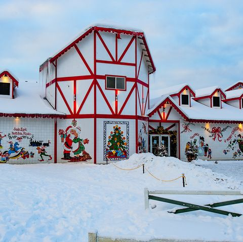 best christmas towns north pole alaska