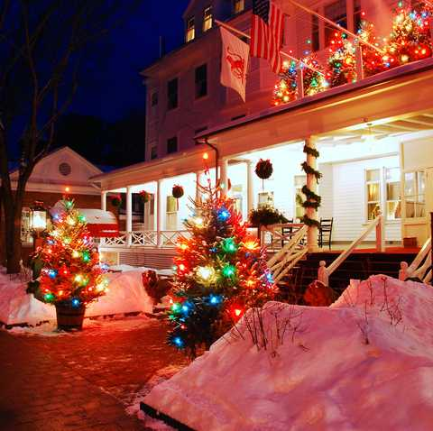 best christmas towns stockbridge ma