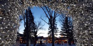 best christmas town usa jackson wyoming