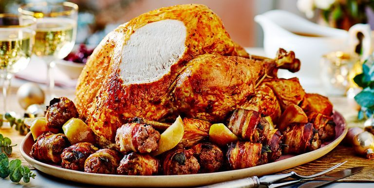 20+ best Christmas turkey recipes