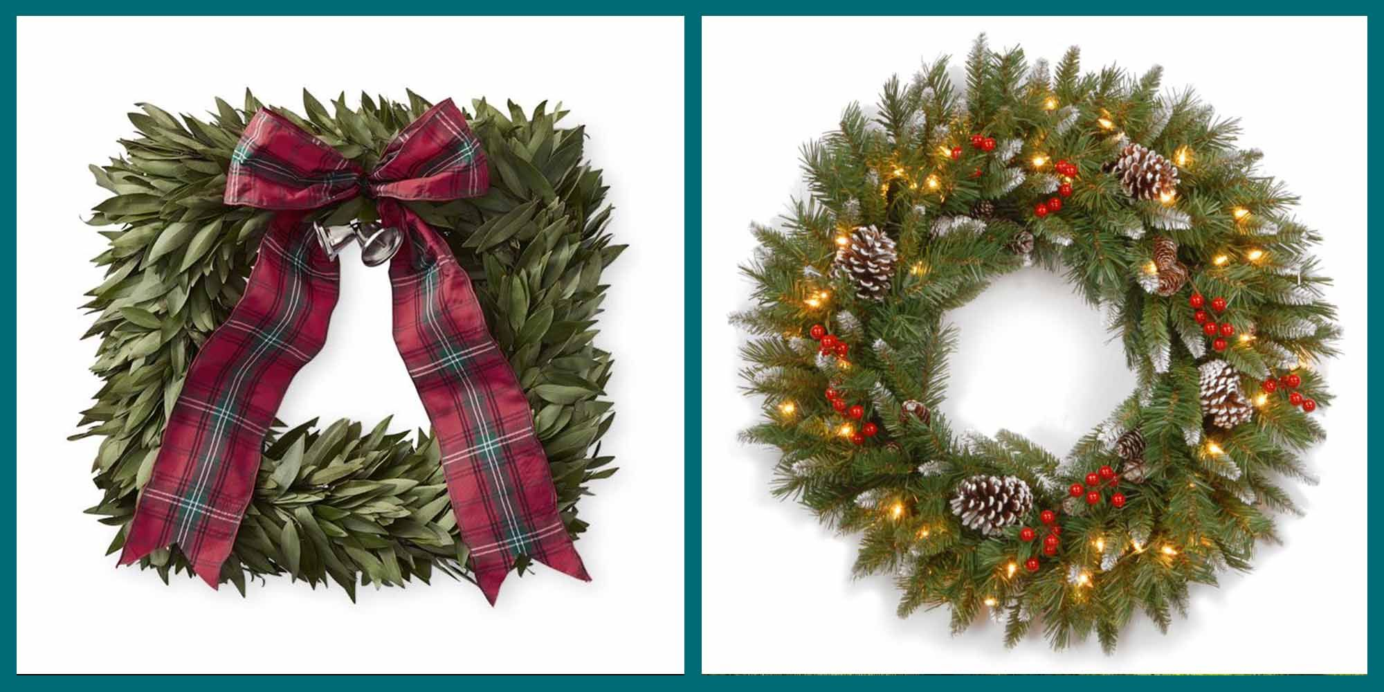 35+ Chic Wreaths That Embody the Spirit of Christmas