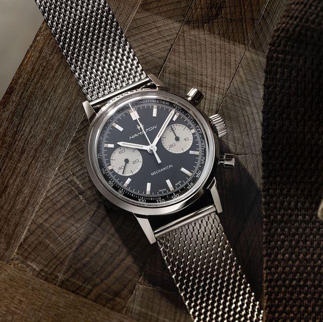 hamilton intramatic chronograph h
