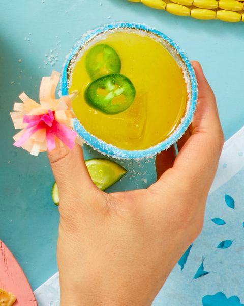 Jalapeño Mango Margarita