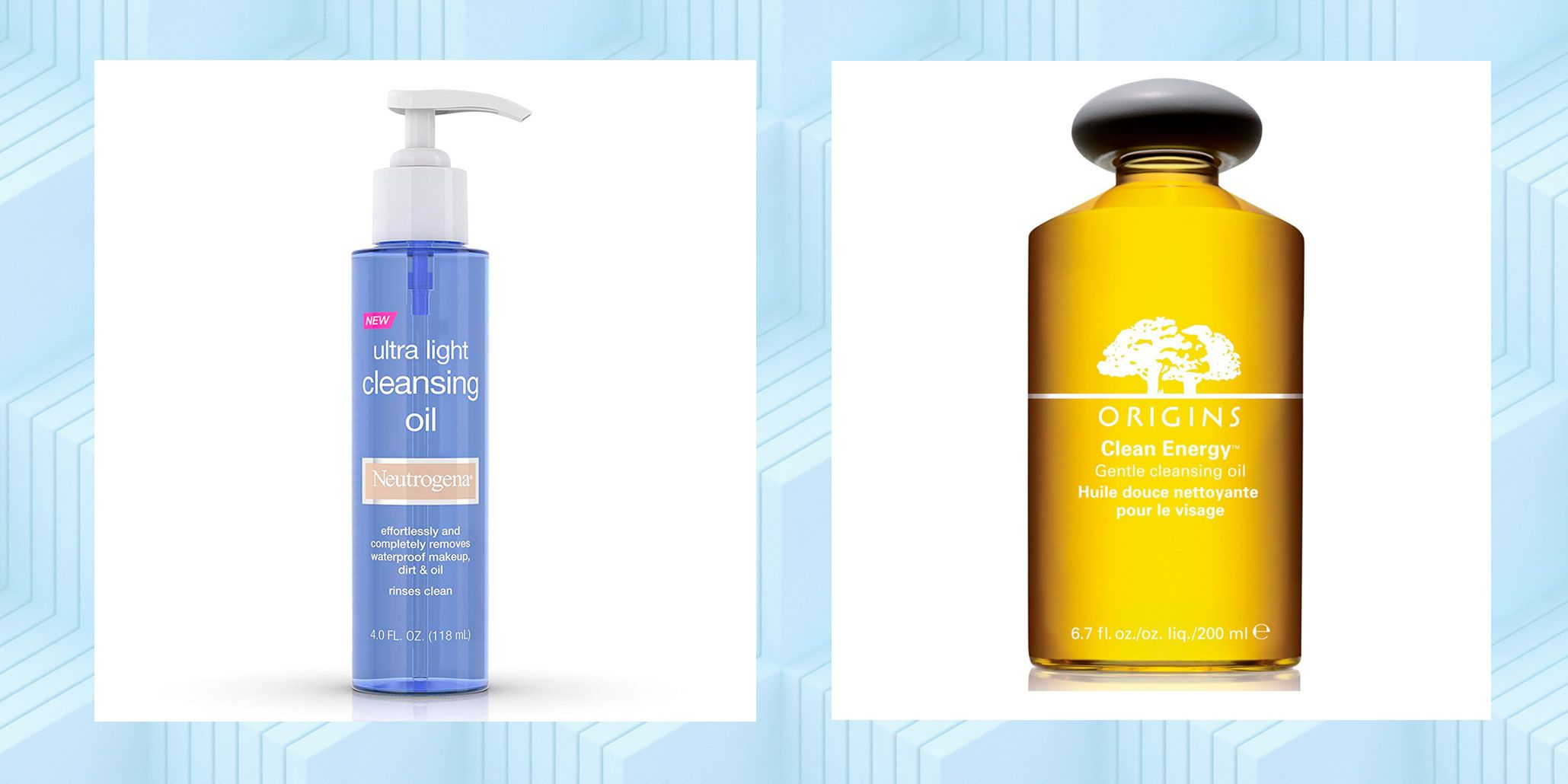 cleansing oil for acne prone skin