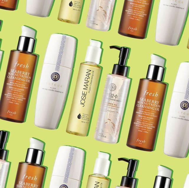 best cleansing oils for face - top oil cleansers for every skin type