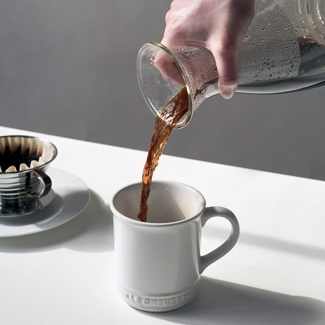 pour over trade coffee