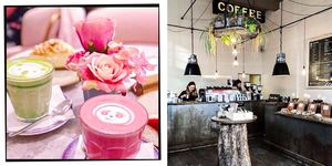 best coffee shops london