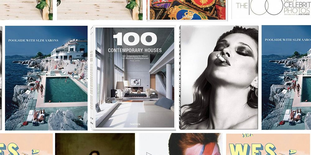 20 Of The Best Coffee Table Books For Showing Off Around Your Home