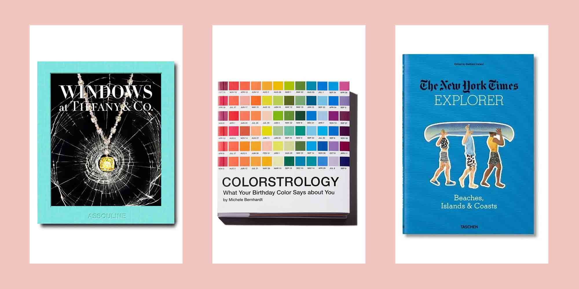 The 40 Best Coffee Table Books to Buy (or Gift!) This Year