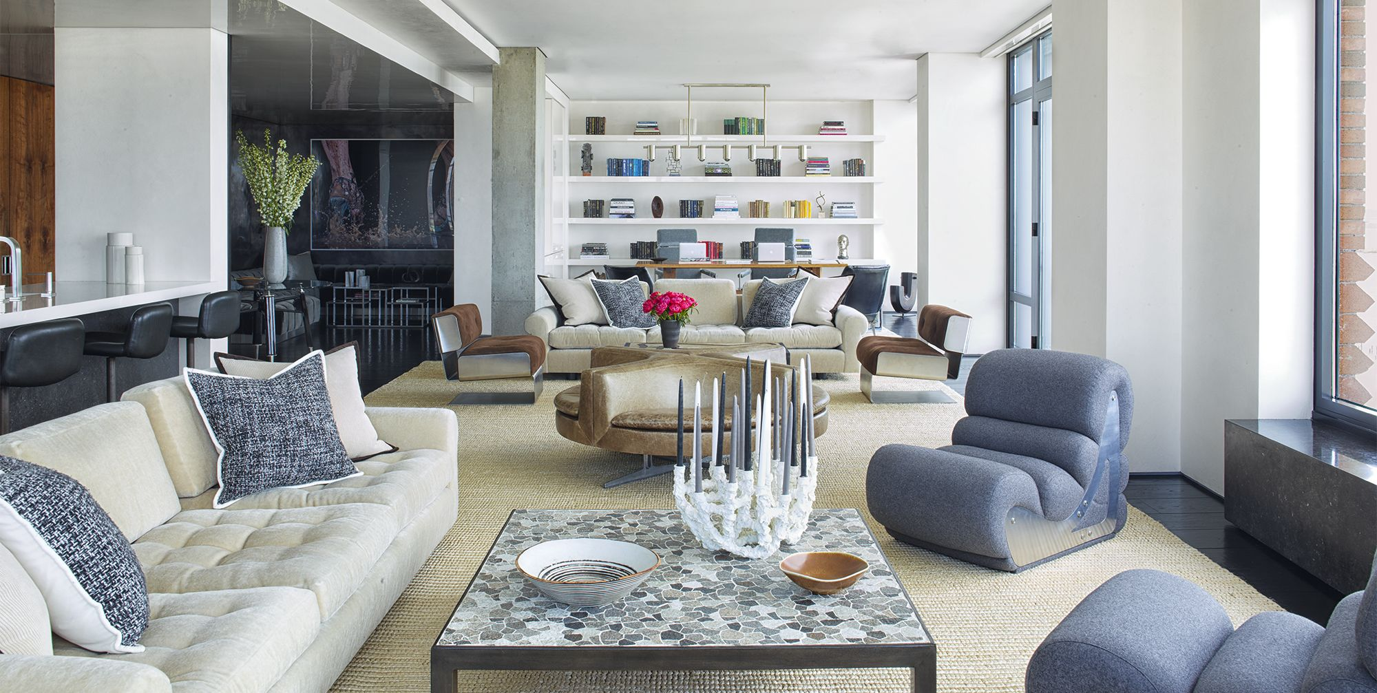 13 Best Paint Colors For Large Spaces According To Interior Designers