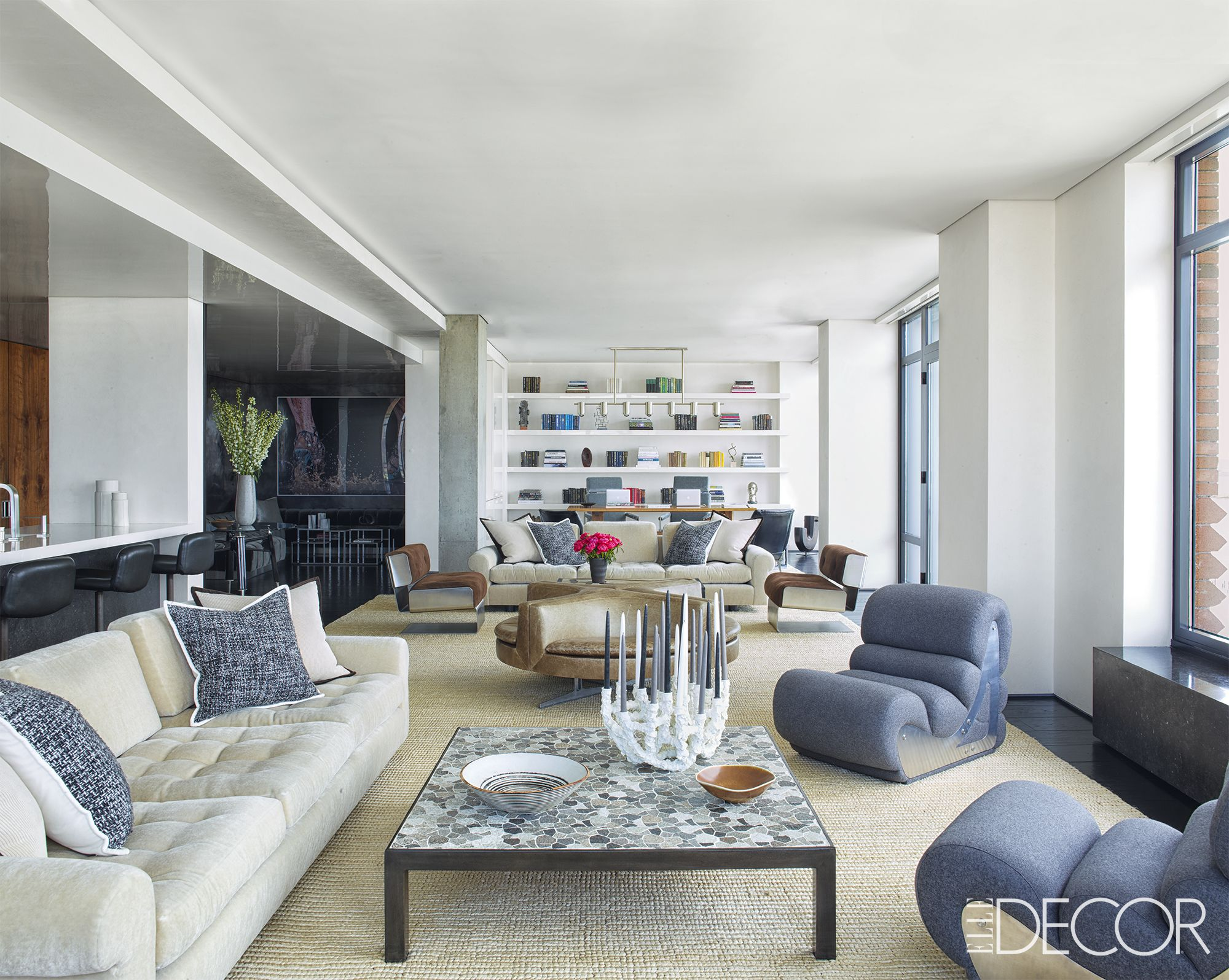 Best Colors For Large Spaces