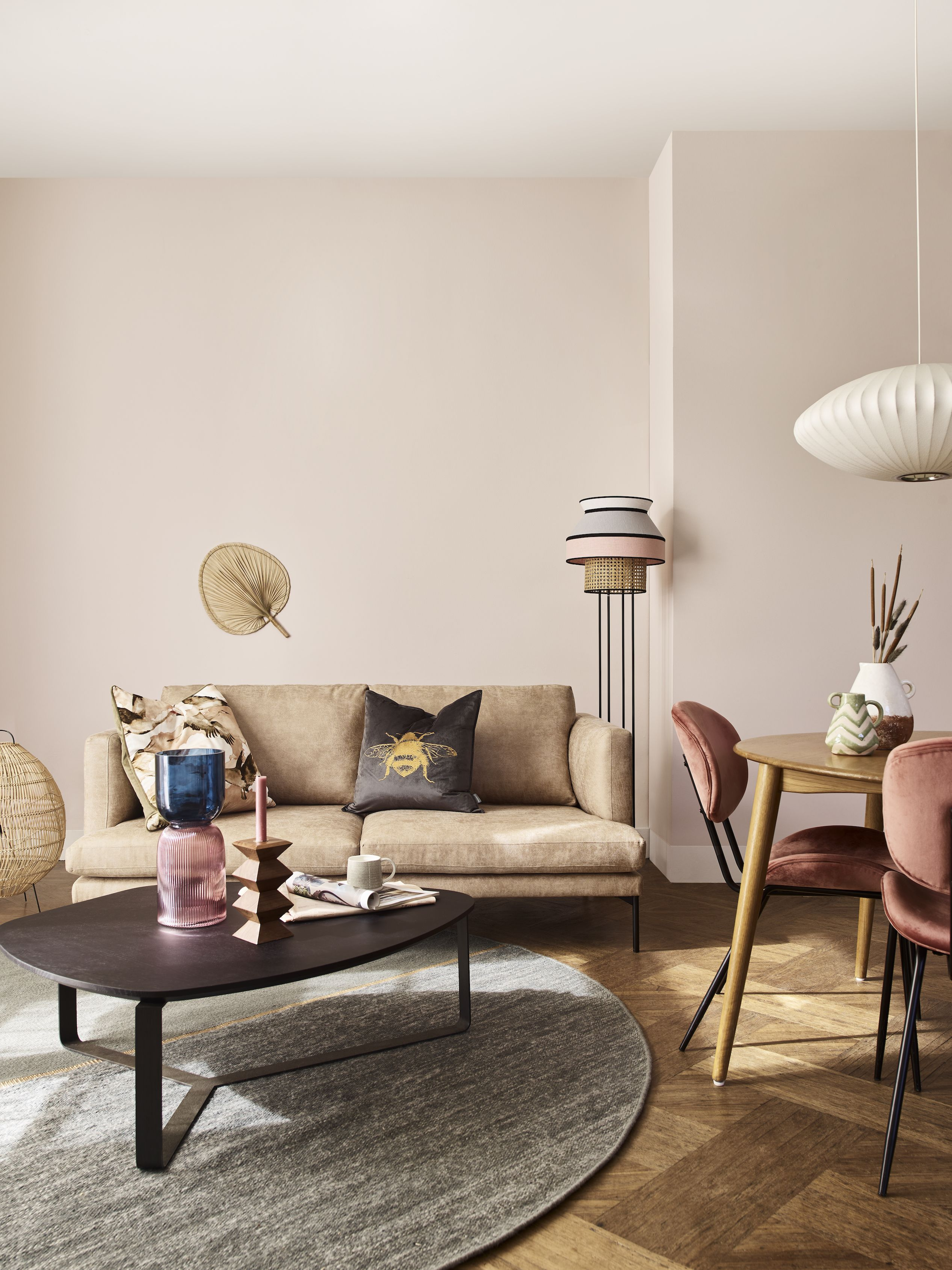 7 best paint colours for every high-traffic area in the home