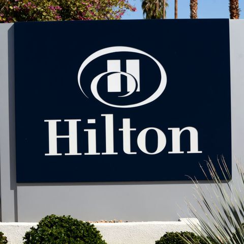 best companies to work for hilton