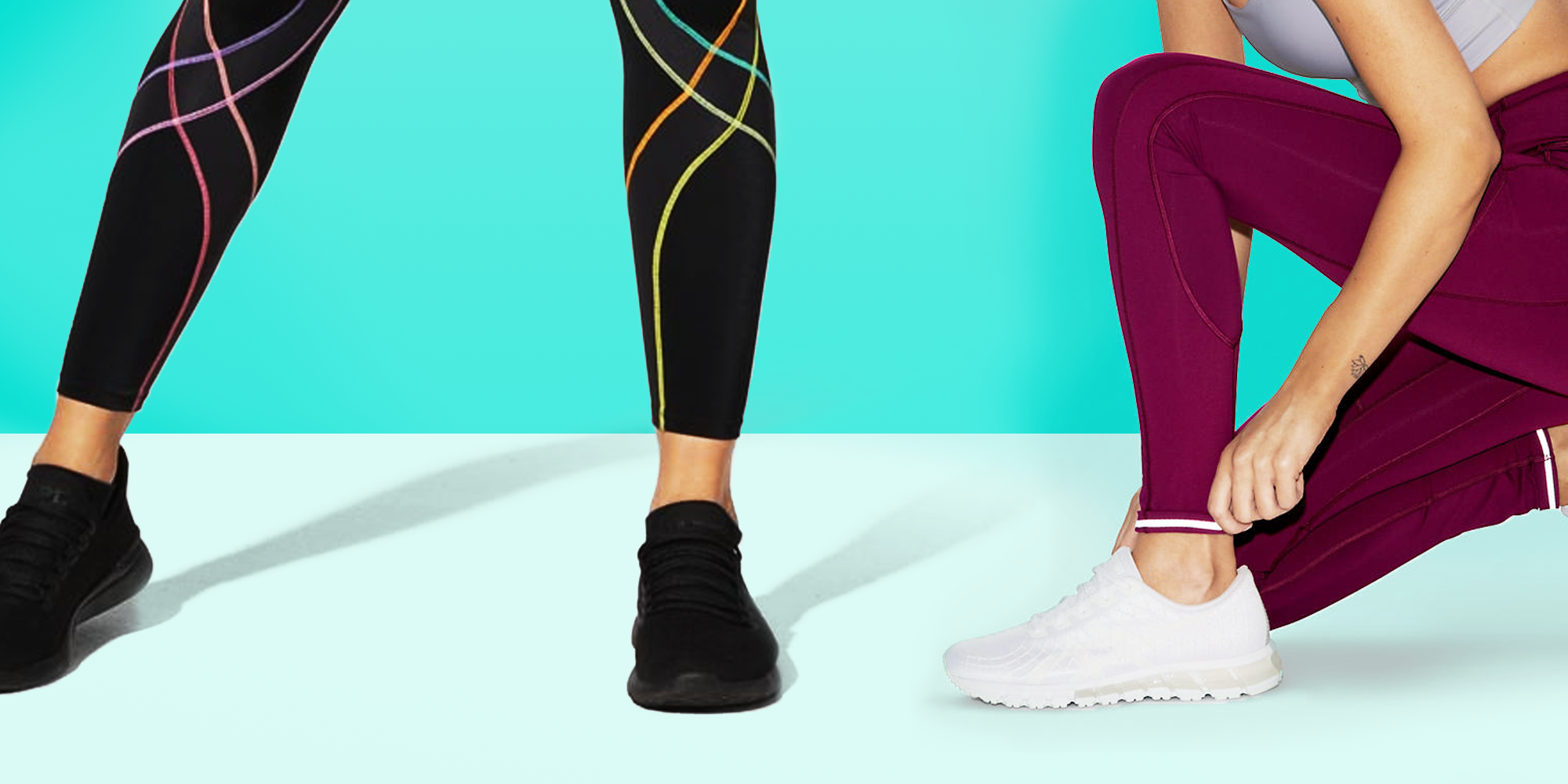 7 Best Compression Leggings Tights For Women In 2020