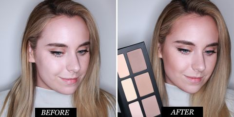 Best contour kit 2018 - 9 tested on half a face