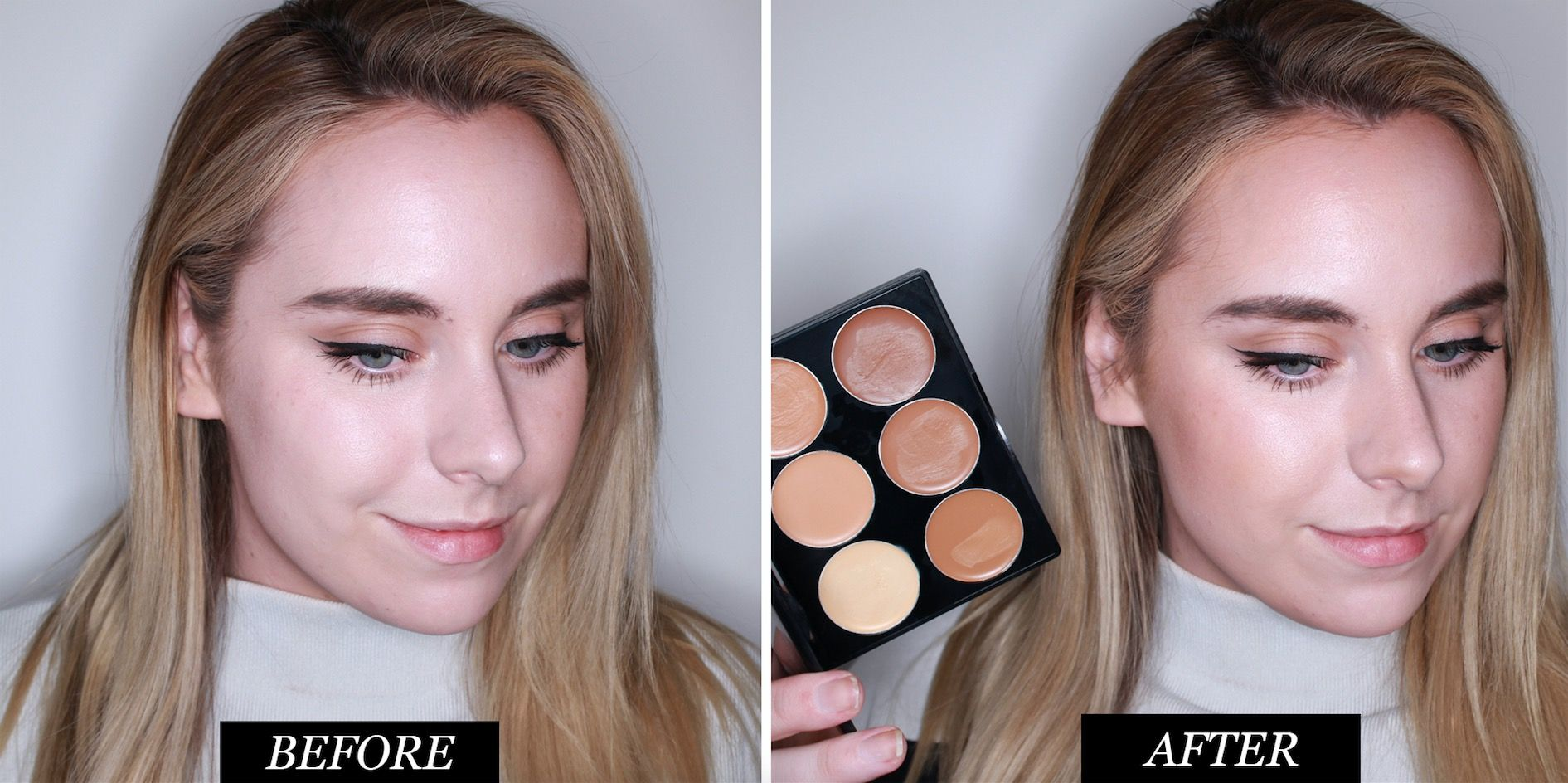 Best contour kit 2017: 9 tested on half a face