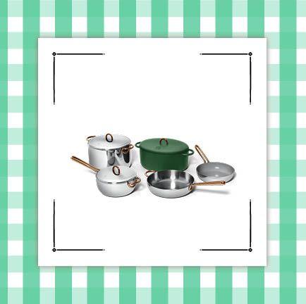 best cookware sets great jones and le creuset