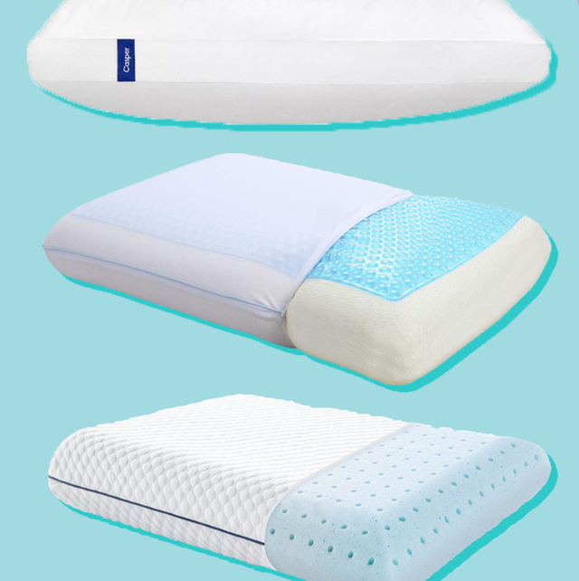 12 Best Cooling Pillows 2020 Cooling Memory Foam And Gel Pillows