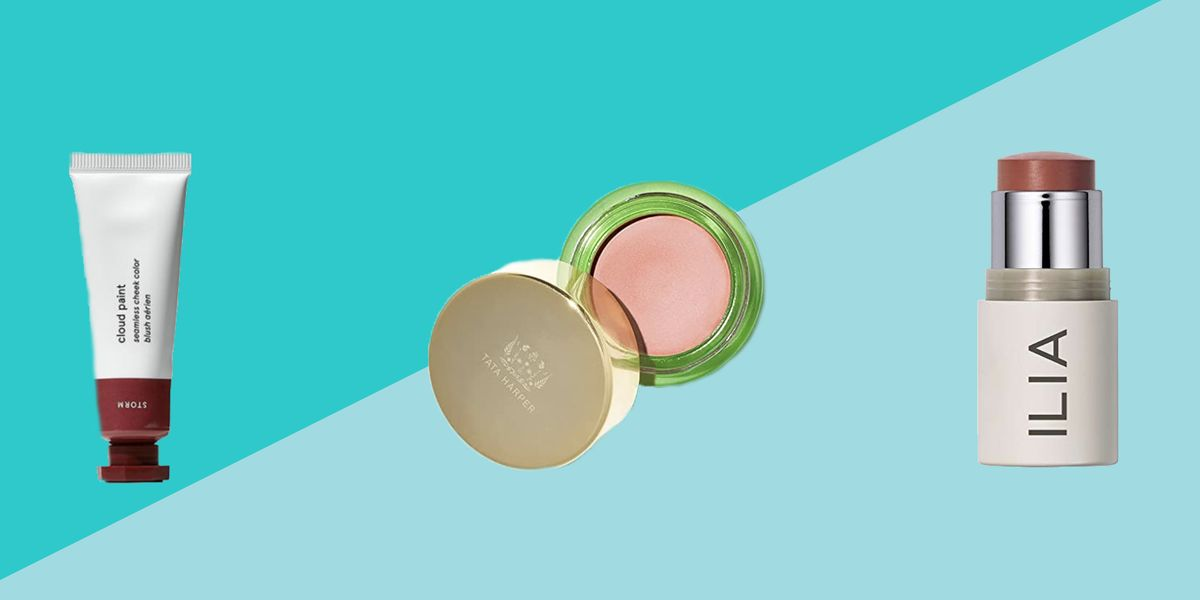 16 Best Cream Blushes for a Rosy and Radiant Glow, According to Experts