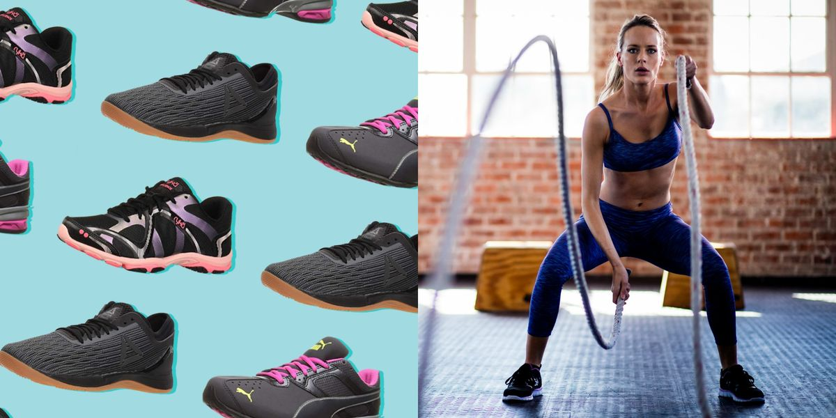 These CrossFit Shoes Will Give You Stability and Support When Lifting Heavy Weights