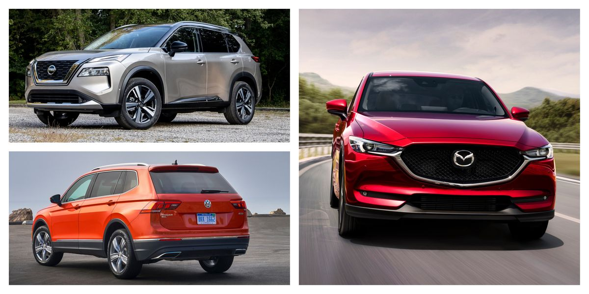 Every 2021 Compact Crossover SUV Ranked from Worst to Best