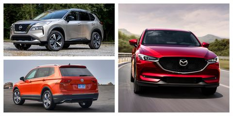 best compact crossovers and suvs