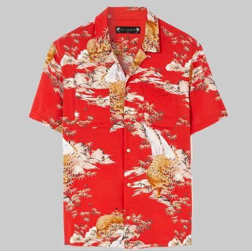 09a49b522 The Best Cuban Collar Shirts 2019