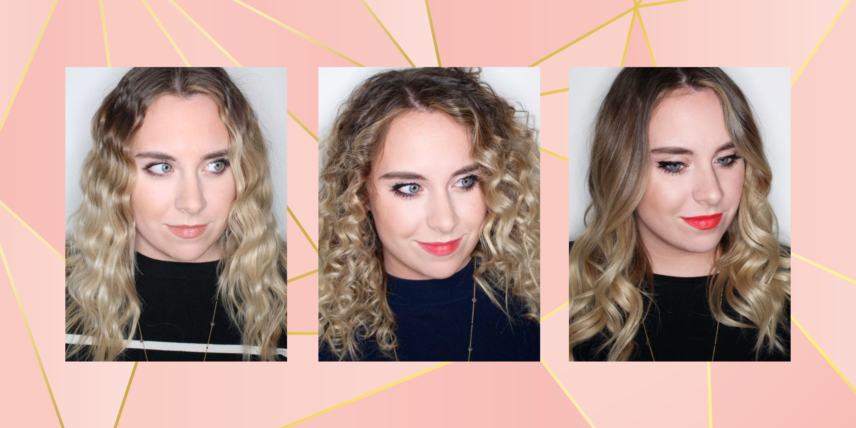Best Curling Tongs 2019 What 11 Different Curlers Look Like Irl