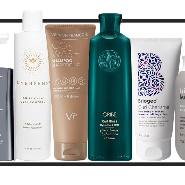 10 Best Products For Curly Hair Top Creams Oils And Co Washes