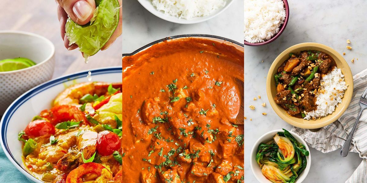 Flavourful Curry Recipes That Beat Ordering A Takeaway Any Day Of The Week