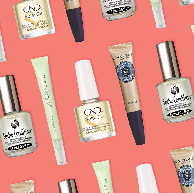 best cuticle oils and creams