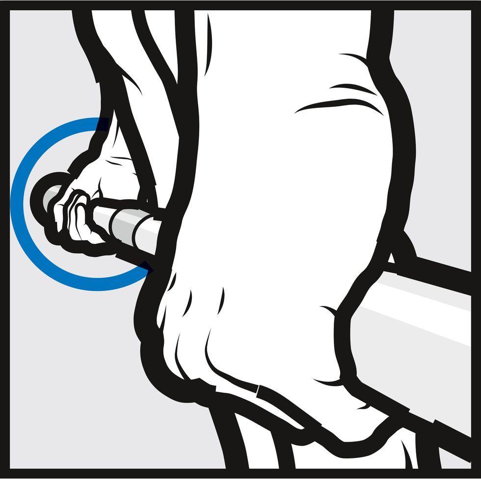 Best deadlift grip technique