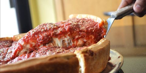 best Chicago deep dish pizza2018
